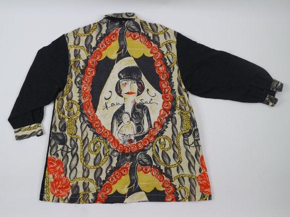 Vintage Kansai O2 Shirt Kansai Yamamoto