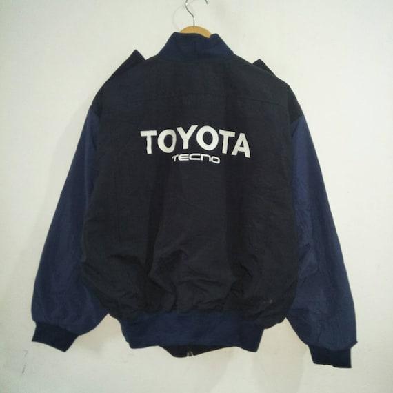Vintage Toyota Tecno Jacket TRD Racing - image 1