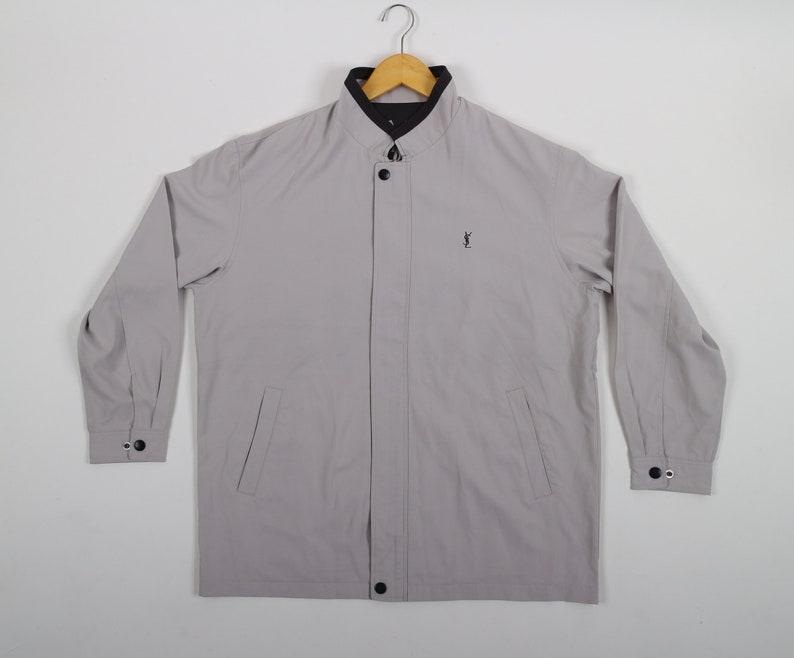 32d95e9c Vintage Yves Saint Laurent YSL Jacket