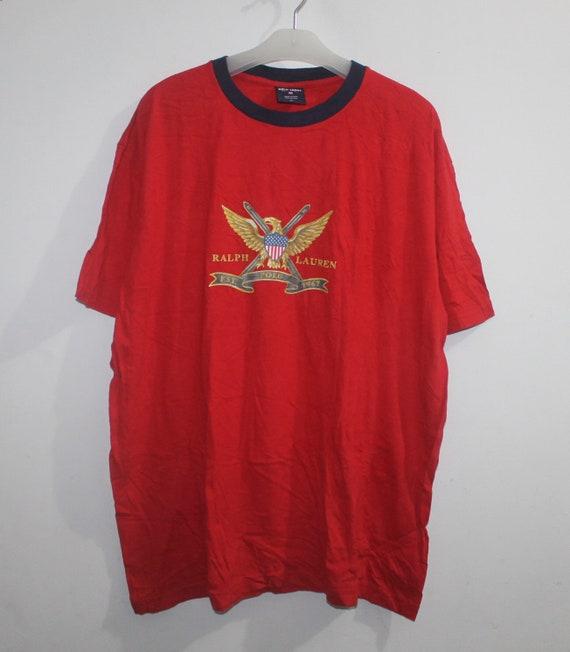 Vintage Polo Sport Ralph Lauren T-Shirt Sportsman