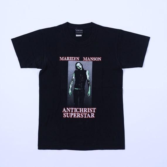 Vintage Marilyn Manson Antichrist Superstar T-Shir