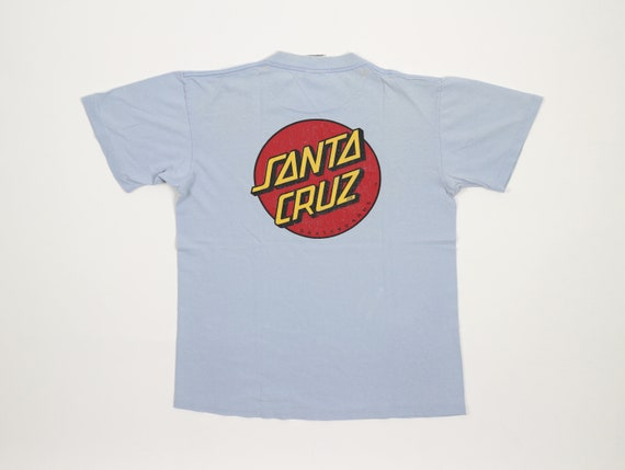 Vintage Santa Cruz Skateboards T-Shirt Oneita