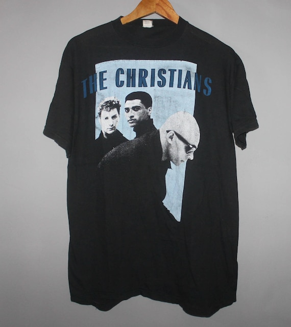 Vintage The Christian T-Shirt Tour Concert