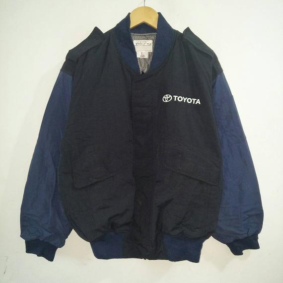 Vintage Toyota Tecno Jacket TRD Racing - image 3