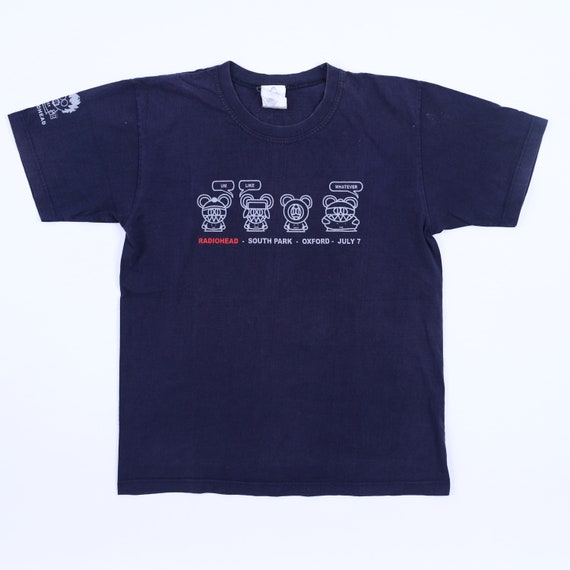 Vintage Radiohead South Park T-Shirt