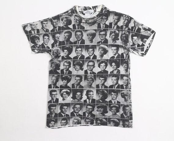 Vintage Stanley Desantis All Over Print T-Shirt