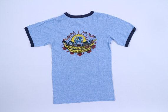 Vintage Grateful Dead Ringer T-Shirt