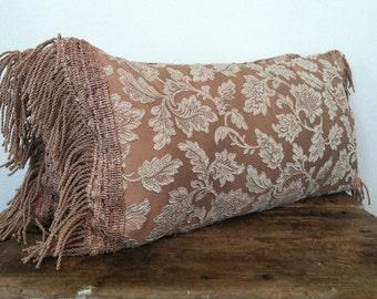 Ivory Silk Pillow Etsy