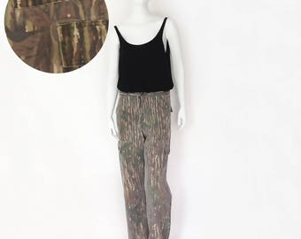 The Incognito In Camouflage Vintage 80s Pants Army f58f4a0d30