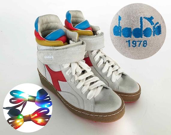 The DIADORA I Adora Ya Vintage 90s Hi