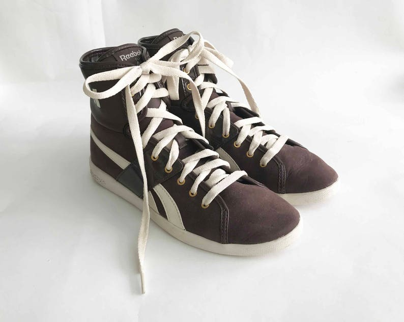 1f5e26a8e501b The REEBOK Charlie x Choco Factory Vintage Hi-Tops Sneakers