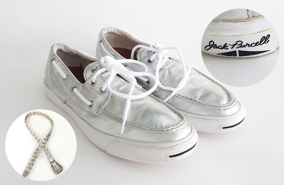 The JACK PURCELL CONVERSE Vintage 90s