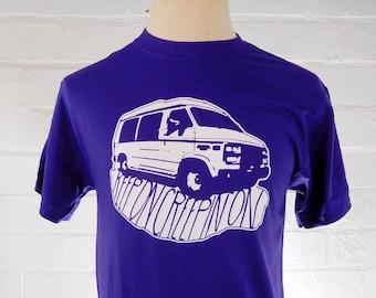 Keep On Creepin On Van Shirt