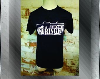 2nd Amendment - Shall Not Be Infringed Shirt