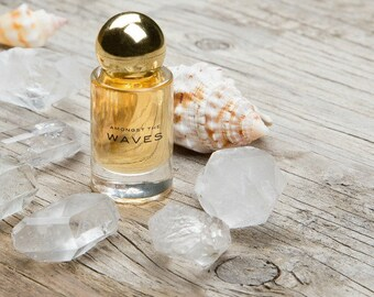 Amongst The Waves Perfume Oil...As seen in Allure and Redbook Magazine