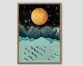 Moon Calendar 2021. Customized moon calendar for you.