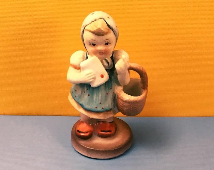 Vintage JAPAN Ceramic HUMMEL TYPE Figurine Hummel-kind Hummel-type Hummel-style