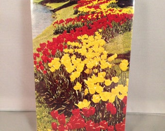 Playing Cards: Field of Tulips