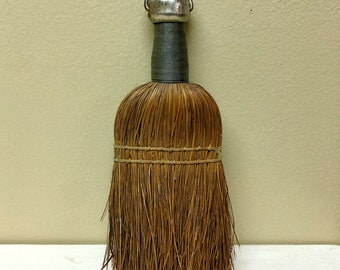 Vintage WISK BROOM Metal Handle