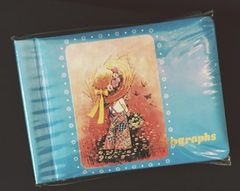 Vintage AUTOGRAPH BOOK ALBUM 1970s Made in Japan