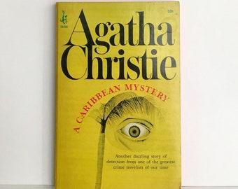 AGATHA CHRISTIE A Caribbean Mystery 1964, 1966 Miss Marple Mystery