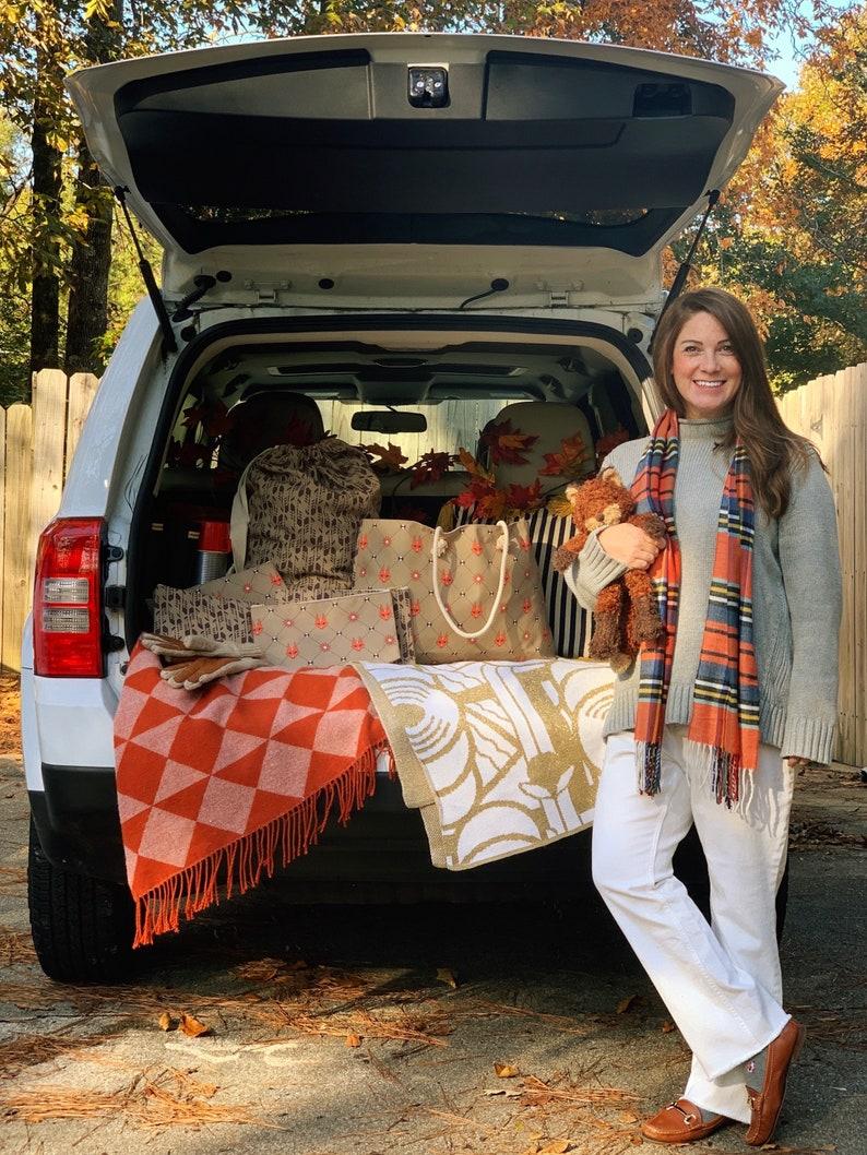 Fantastic Fox & Tails Travel Bag Set: Duffel Weekender image 0