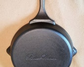 12 quot Pioneer Woman Timeless Cast Iron Skillet Cleaned Seasoned