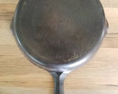 Griswold Erie, PA 6 Small Logo 699 Cast Iron Skillet Cleaned Seasoned