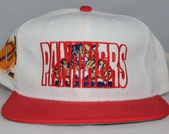 35251fc9 Vintage Deadstock Florida Panthers NHL Snapback Hat