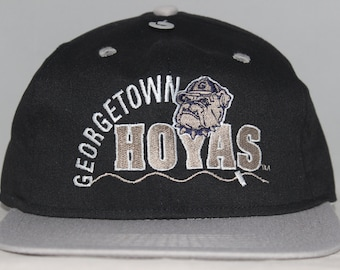 huge discount e9e4b 0528f ... coupon for vintage deadstock georgetown hoyas ncaa hat 61198 a1185 ...