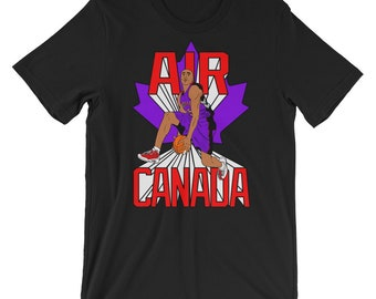 13a03949cf7 Vince Carter 'Air Canada' Graphic T-Shirt
