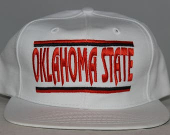 c7e0c4655c7 Vintage Oklahoma State Cowboys NCAA Snapback Hat