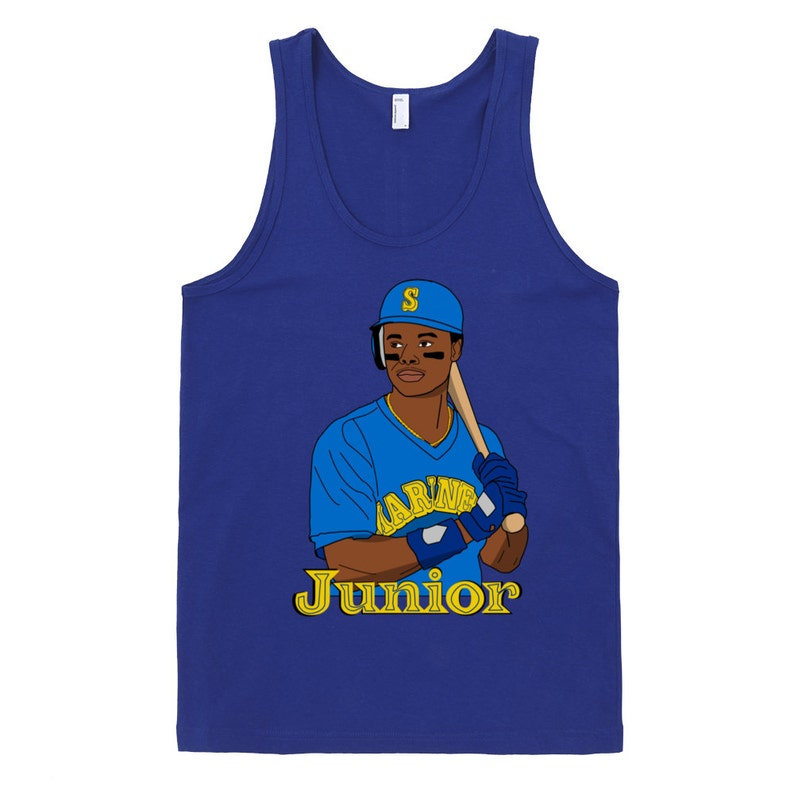 new arrivals 30cd4 4a945 Ken Griffey Jr. Rookie Year Tank Top