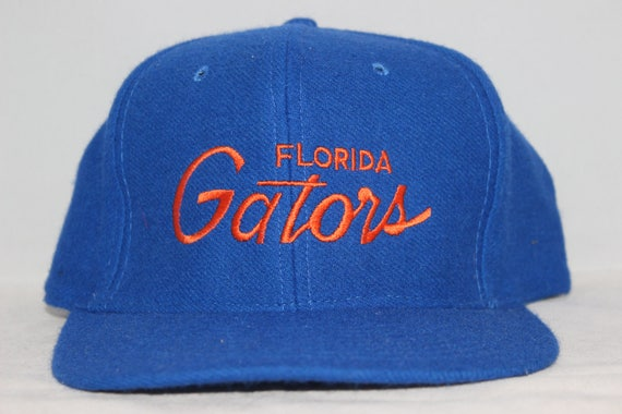 buy online 5f285 c1a01 sale deadstock vintage 90s ncaa uf university of florida gators tow top of  the world college snapback hat e9548 a21a7  uk vintage florida gators ncaa  ...