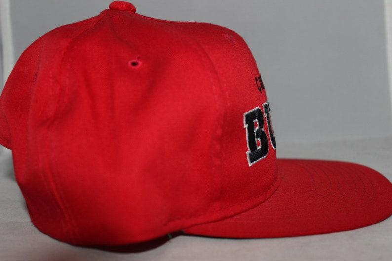 550b49b6e1e Vintage Chicago Bulls Starter NBA Snapback Hat