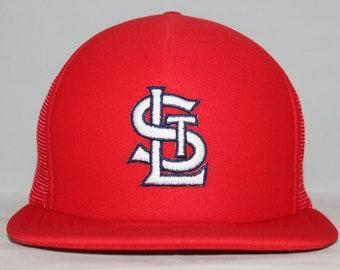 Vintage St. Louis Cardinals MLB Snapback Hat