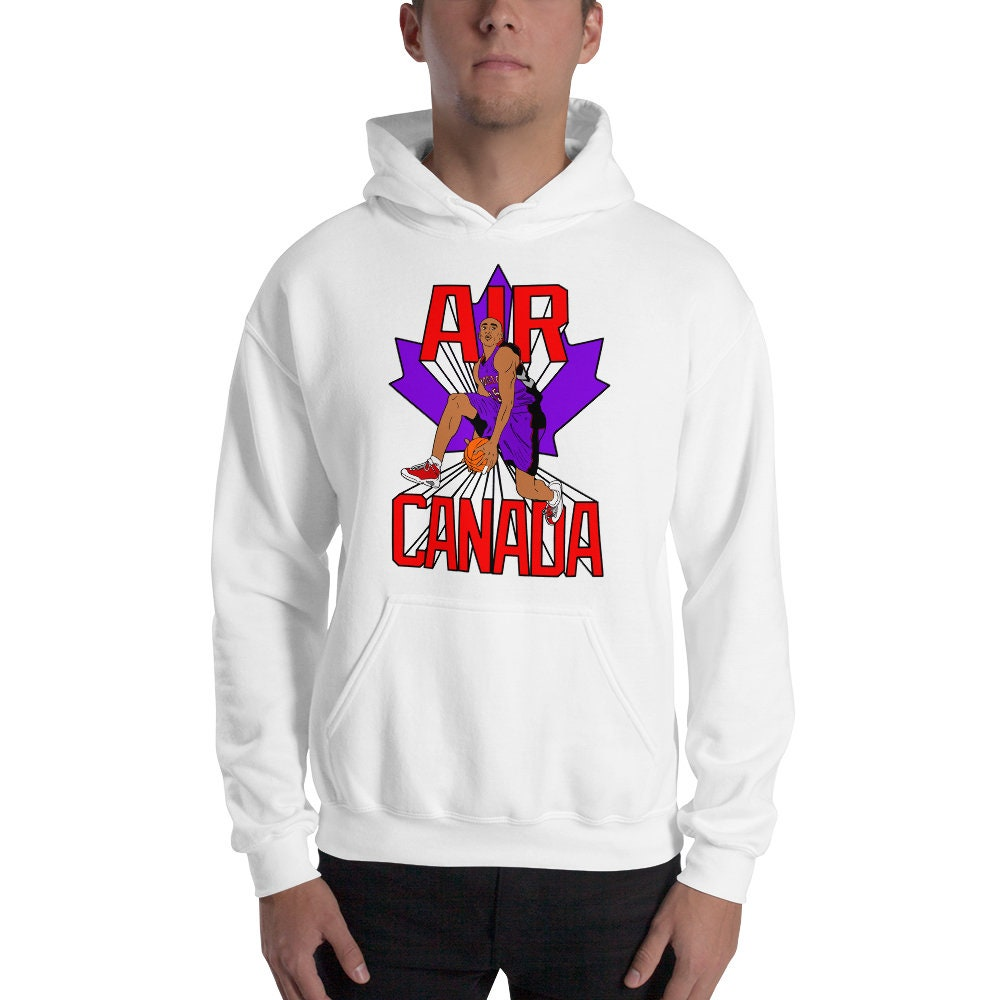 18635ccf27d Vince Carter 'Air Canada' Graphic Hoodie