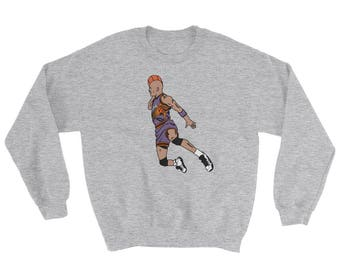 Air Barkley Graphic Crewneck Sweatshirt
