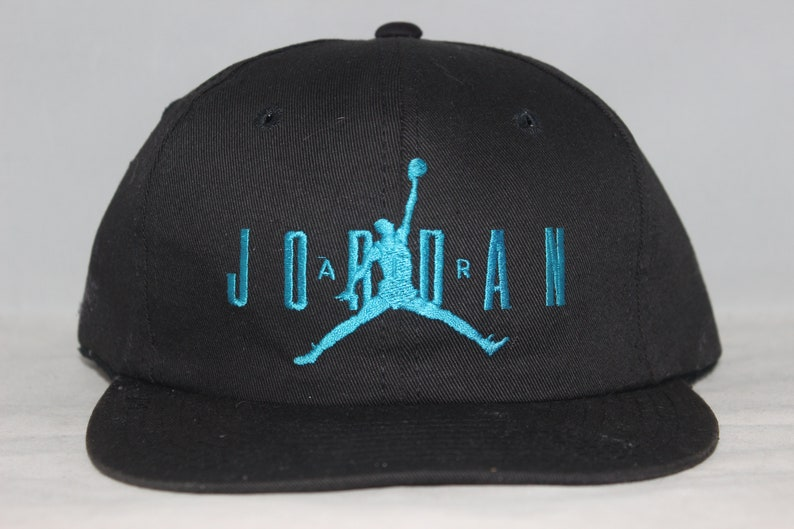 21efe951f66 Vintage Nike Air Jordan Snapback Hat