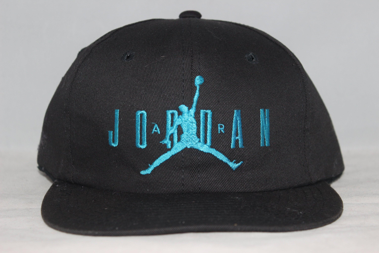 Vintage Nike Air Jordan Snapback Hat  3a95ada81df