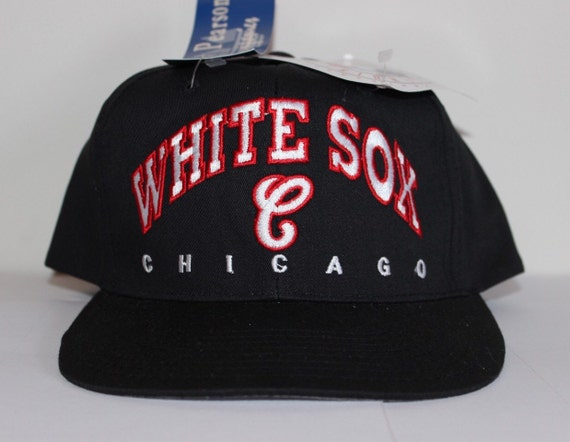 eac66c0ace2 Vintage Deadstock Chicago White Sox MLB Snapback Hat