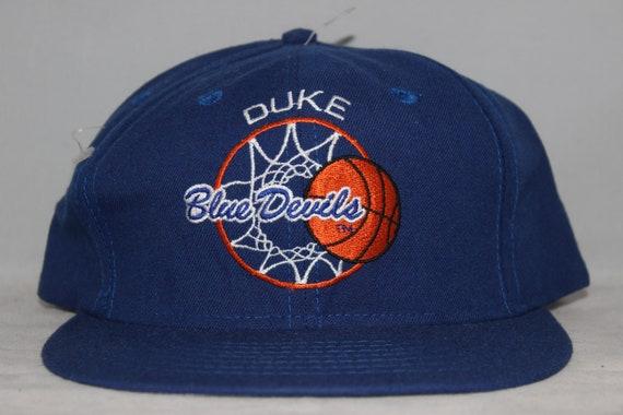 Vintage Duke Blue Devils NCAA Snapback Hat  1b7746a6740d