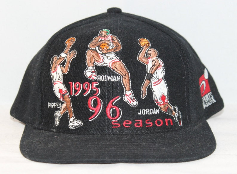 1d2245d4ff1 Vintage Chicago Bulls Sports Specialties NBA Snapback Hat