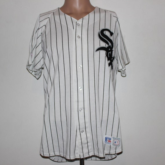 3d4347c24 Vintage Chicago White Sox Rawlings MLB Jersey M