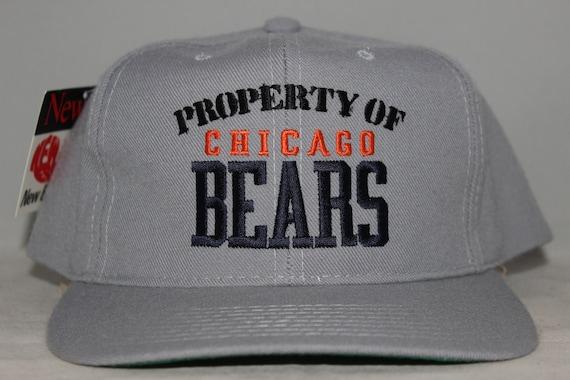 Vintage Chicago Bears New Era NFL Snapback Hat  3db4f1782