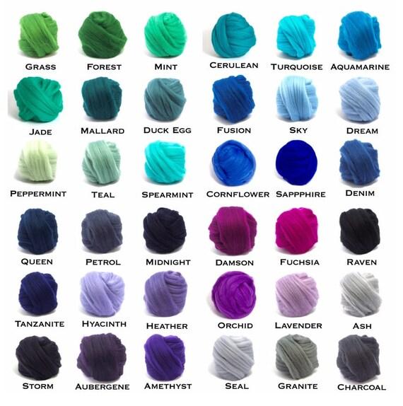 "4.4 lb Refill Kit in New Colors! Giant Chunky Yarn, Super- THICK Yarn, ""Smoosh Yarn"" ™ For Chunky Blankets, Extreme Hand Spun yarn"