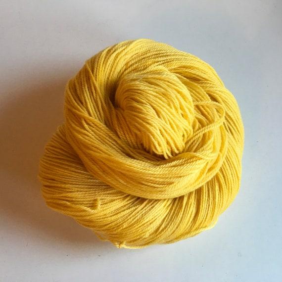 Hand Dyed/Painted Yarn — Fingering weight sock yarn 80/20 Superwash Merino/Nylon wool Yarn