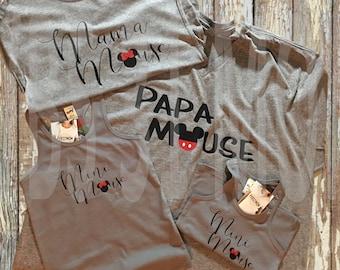 Disney Family Shirts - Family Set DISCOUNT