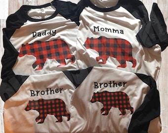 ec82760611 Matching PJs for Family