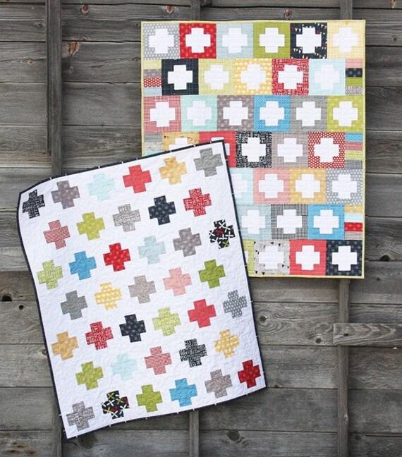 Innen nach außen Quilt-Papier-Muster von gackern gackern Nähen | Etsy